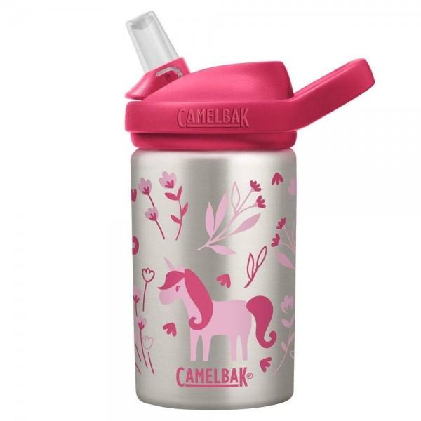CamelBak eddy+ Kids ISO 0.4l Unicorn