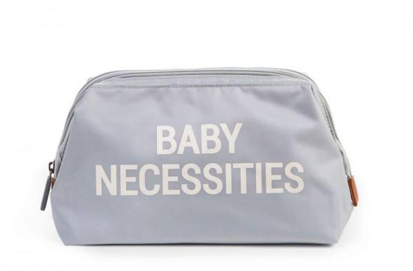 Baby Necessities Grau Off White