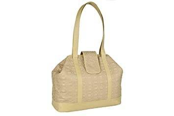 MARY Tote Bag caramel