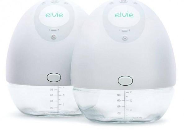 Elvie Elektrische Doppelmilchpumpe