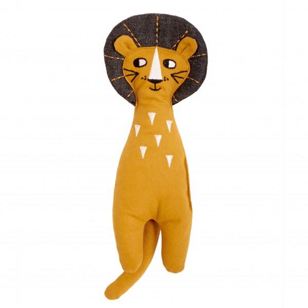 Lion Rag Doll