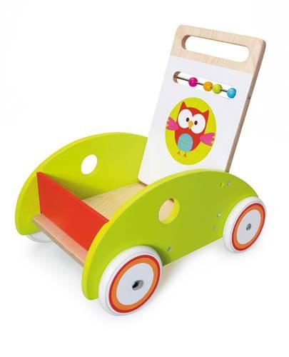 Lernlaufwagen Eule Lou