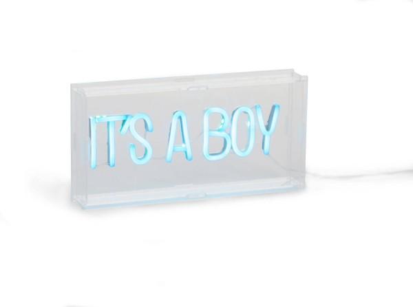 Neonlampe It's a Boy