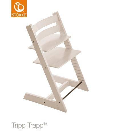 Tripp-Trapp weiss transparent - whitewash